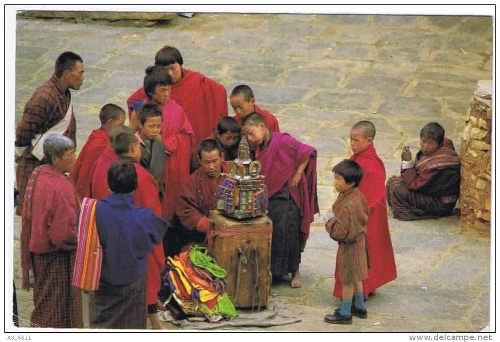 Cpa TASHI GOMANG - Bhoutan