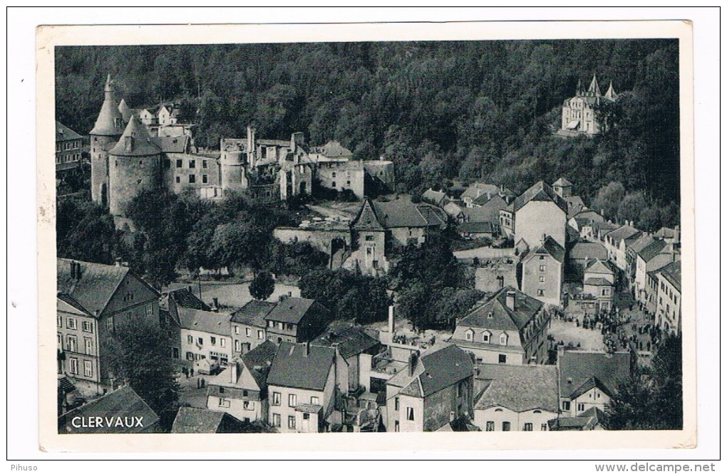 L1616    CLERVAUX : Panorama - Clervaux