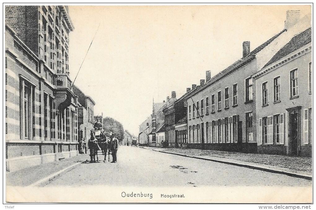 Oudenburg NA2: Hoogstraat - Oudenburg