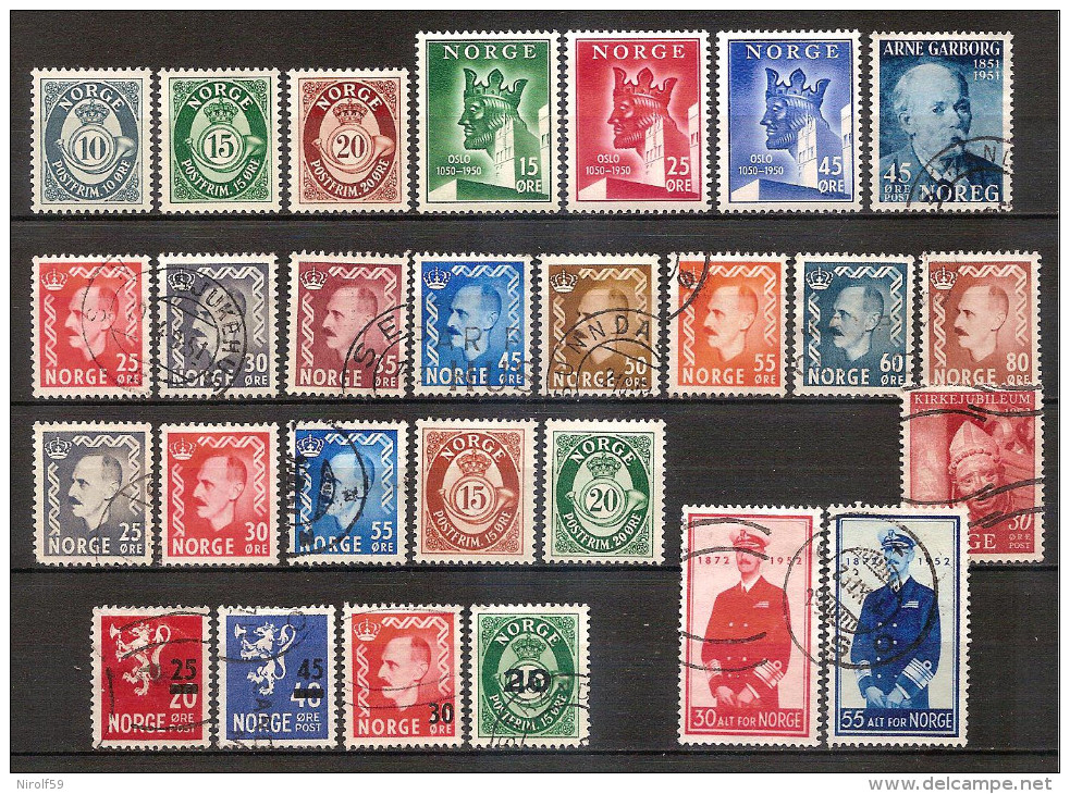 Norway  - Small Lot 1 - Collections