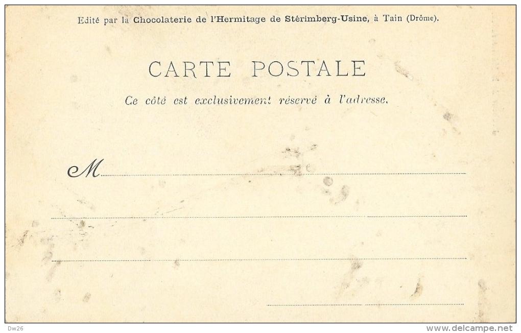 Pêcheur De La Méditerranée - Editée Par La Chocolaterie De L'Hermitage (Tain) - Carte Précurseur Non Circulée - Europe