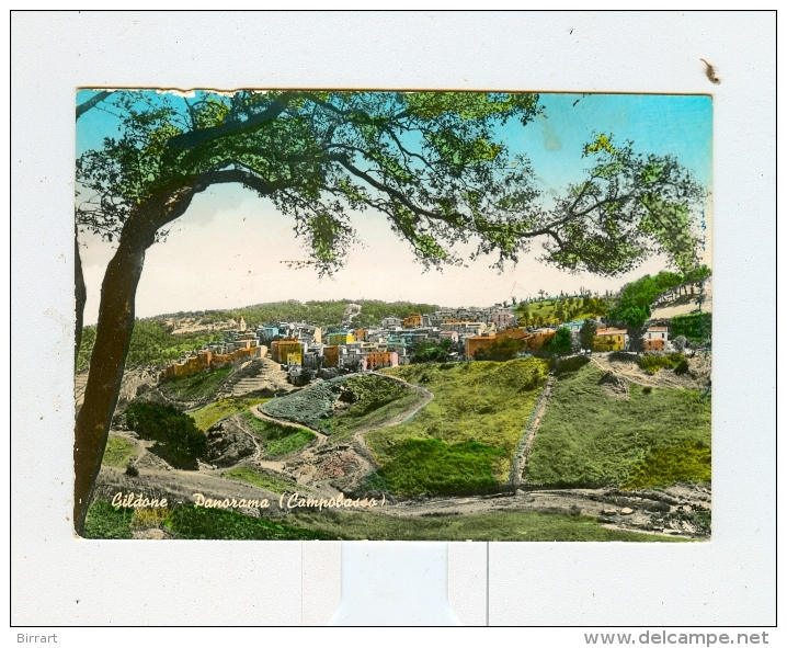 GILDONE,panorama-1961 - Campobasso