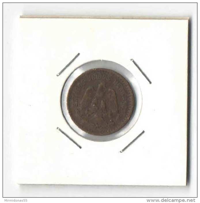 1 Centavo 1937 - Mexico Coin - Mexico