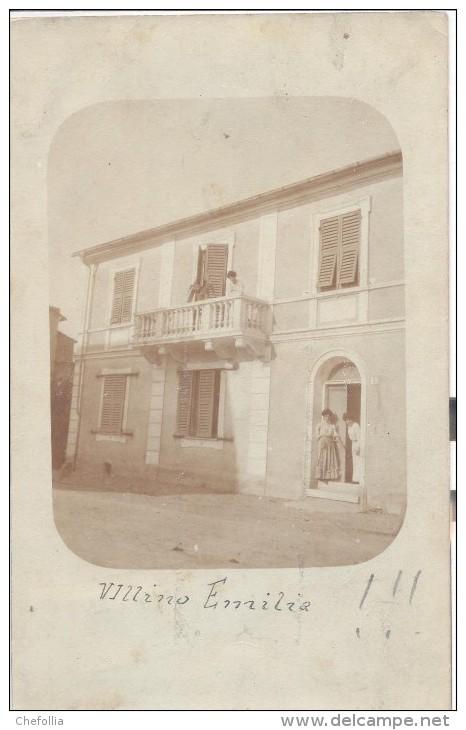 Chiavari Genova Villino Emila Fotocartolina Privata - Genova (Genoa)