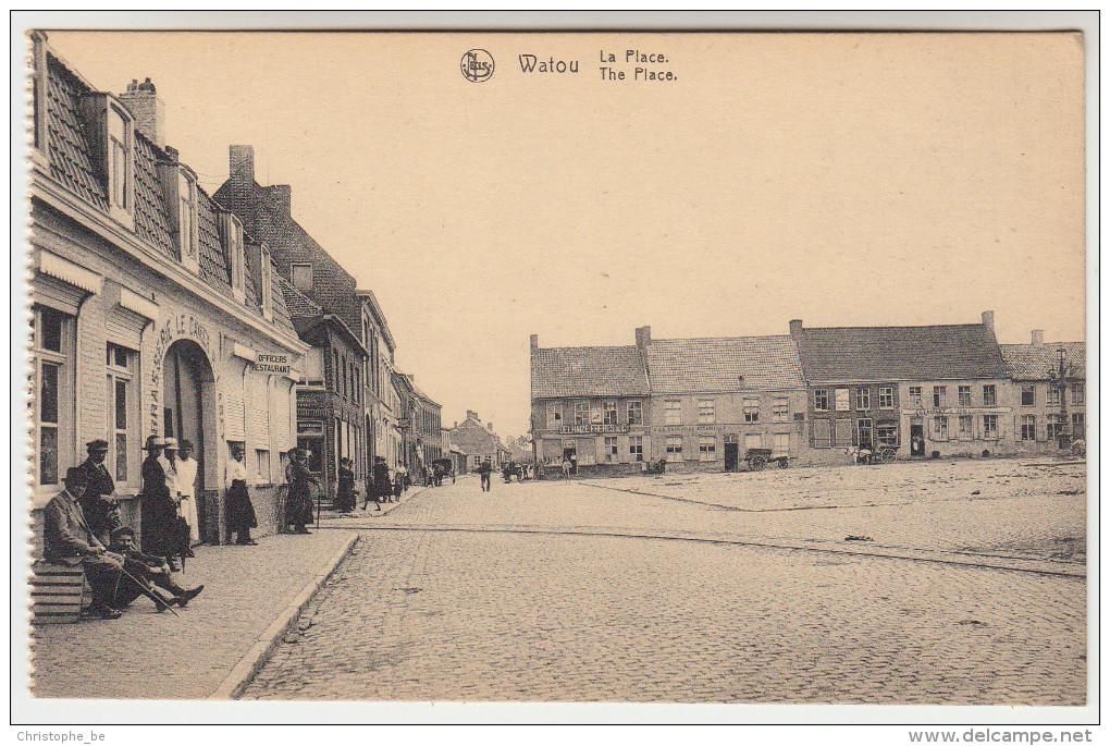 Watou, La Place (pk22247) - Poperinge