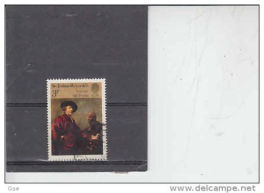 GRAN BRETAGNA  1973 - Unificato  687 - Pittura - Arte - 1952-.... (Elisabetta II)