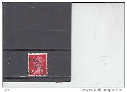 GRAN BRETAGNA   1973 - Unificato  699 - Elisabetta - 1952-.... (Elisabetta II)