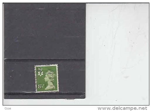 GRAN BRETAGNA   1976 - Unificato  778 - Elisabetttta - 1952-.... (Elisabetta II)