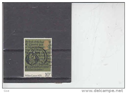 GRAN BRETAGNA   1976 - Unificato  804 - Stampa - 1952-.... (Elisabetta II)