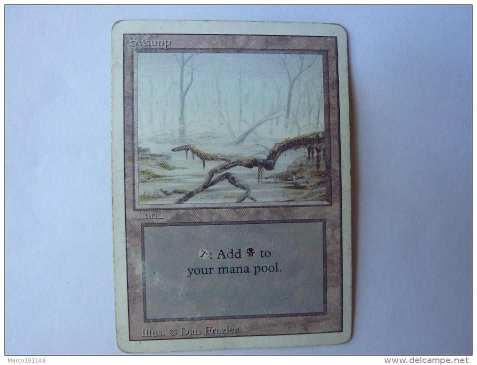 Magic The Gathering Land Swamp - Non Classés