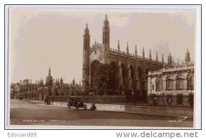 KING COLLEGE CAMBRIDGE - Cambridge