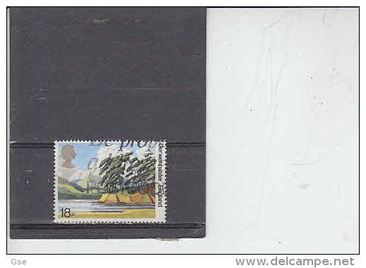 GRAN BRETAGNA 1981  - Unificato  997 - National Trust - 1952-.... (Elisabetta II)