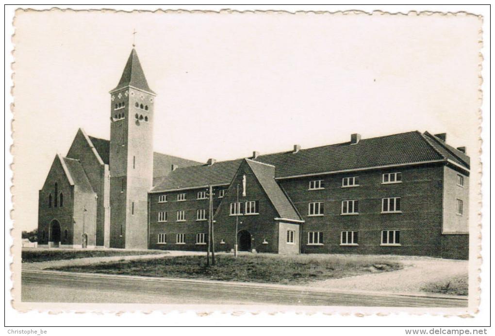 Genk, Kerk En Klooster E Paters Dominikanen (pk21297) - Genk