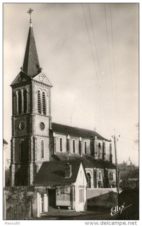 BARTRES - L'Eglise - 1958 - - Non Classés