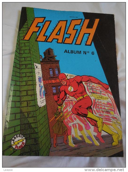 Flash (3ème Série Album) : N° 6, Recueil 6 (11, 12) - Flash