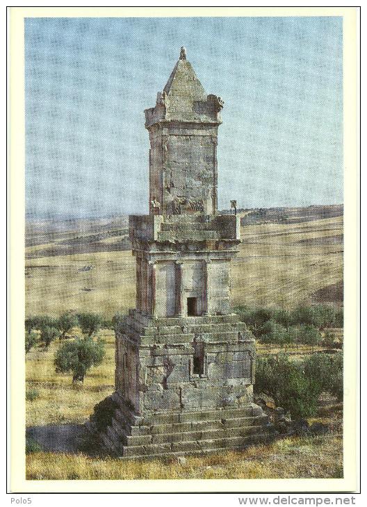 Mausolée Dougga-IIème S.av.J.C. - Tunisia