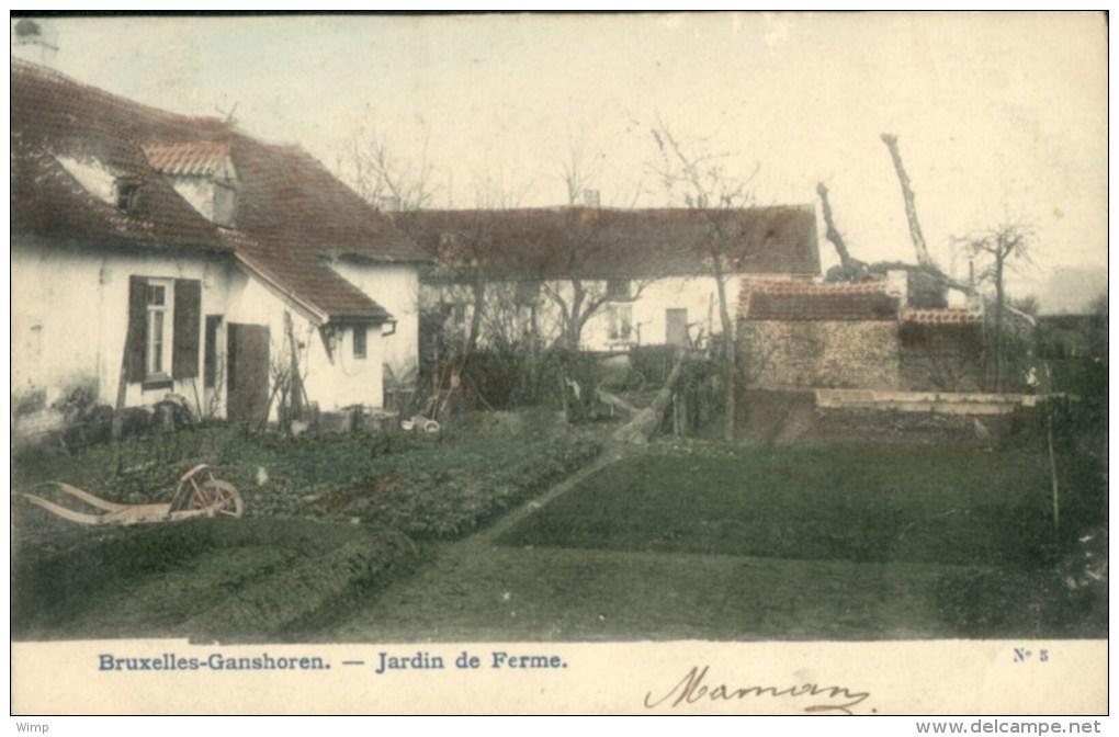 Ganshoren : Jardin De Ferme - Ganshoren