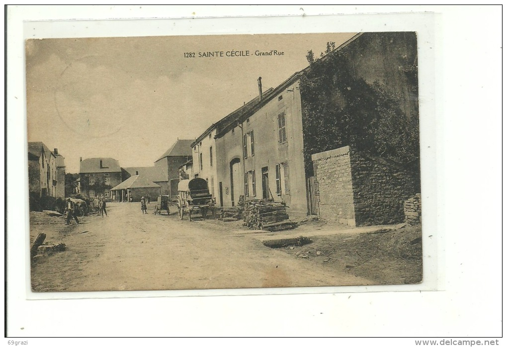 Sainte Cecile Grand Rue - Florenville