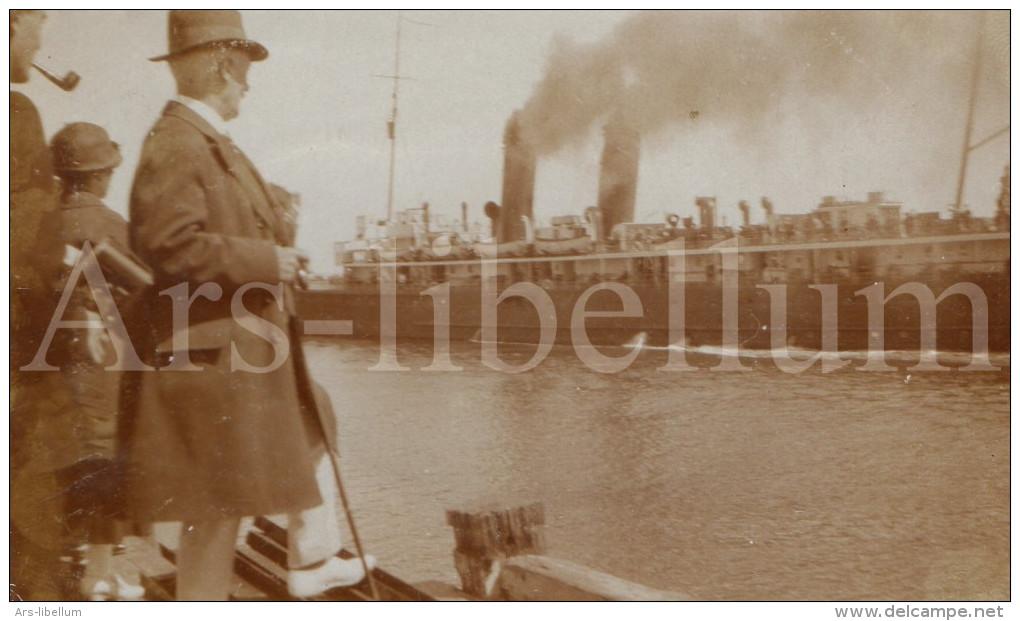 Photo / Boot / Bateau / Boat / Ship / Navire / Schip - Barche
