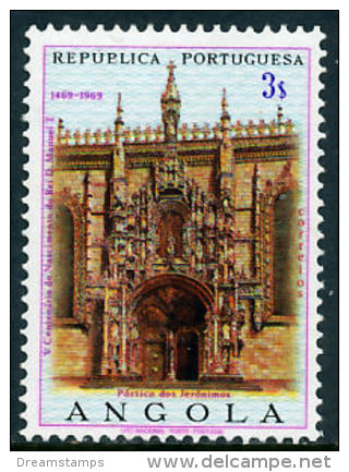 !■■■■■ds■■ Angola 1969 AF#539** King Manuel I Set (x10055) - Angola