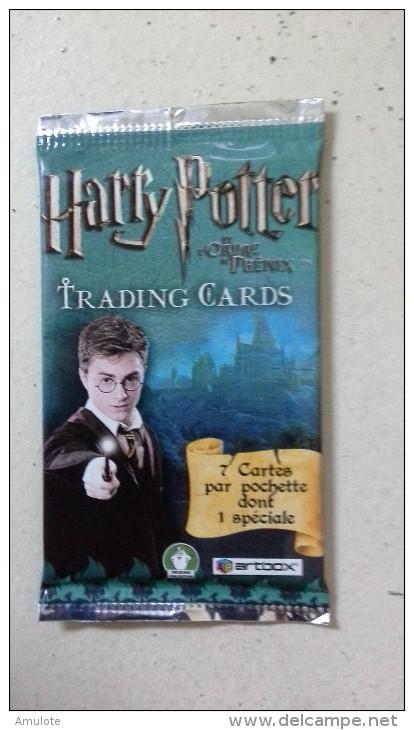 Harry Potter 5 Et L'Ordre Du Phenix - Trading Card - Français - Harry Potter