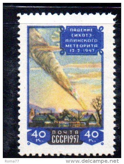 W3079 - RUSSIA 1957 , Serie N. 1997  ***  MNH - Nuovi