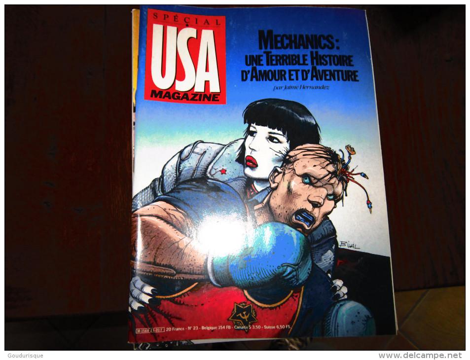 SPECIAL USA N°23 - Magazines Et Périodiques