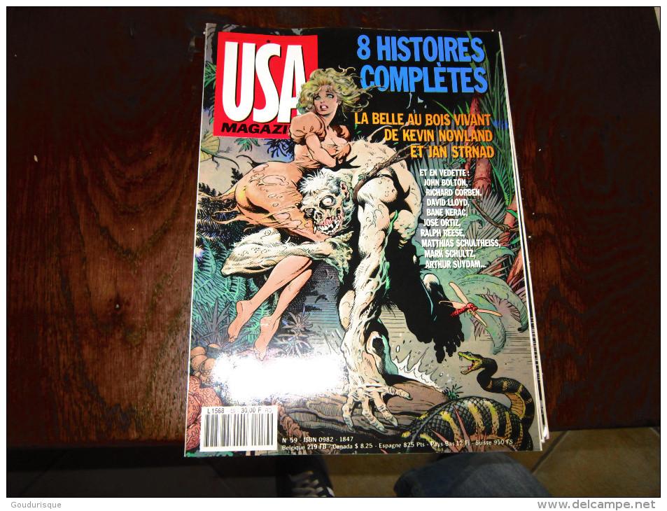 USA MAGAZINE N°59 - Magazines Et Périodiques