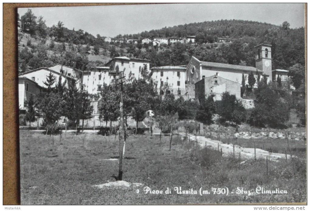 PIEVE DI USSITA --STAZIONE CLIMATICA 1958  BELLA - Zonder Classificatie