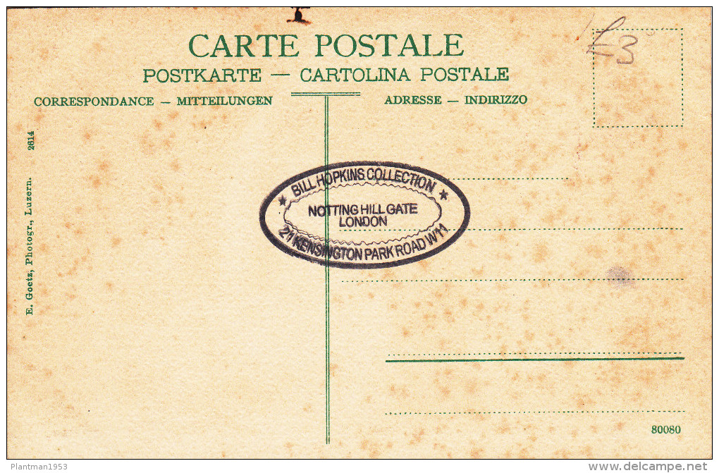 Old Card Of Lago Di Lugano,Pescatrice,Switzerland,J8 - Switzerland