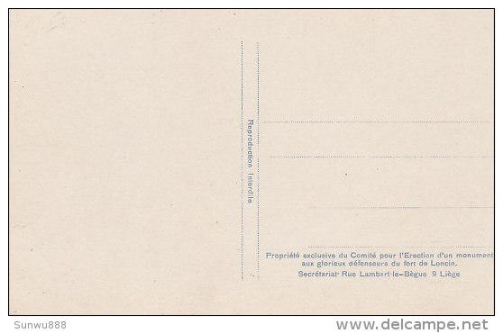 Militaria - Fort De Loncin - Coupole Pour 2 Canons (animée) - Ans
