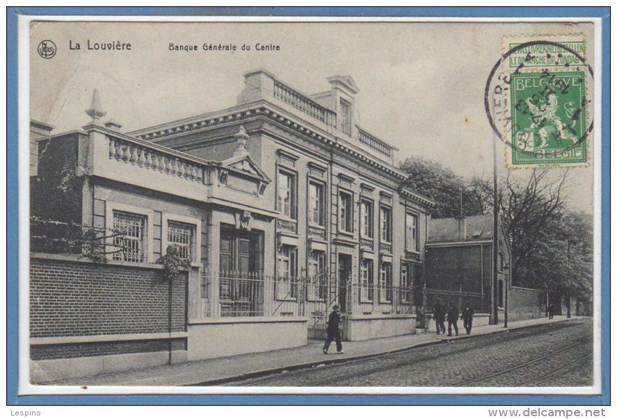 BELGIQUE --  La LOUVIERE --  Banque Générale Du Centre - La Louvière