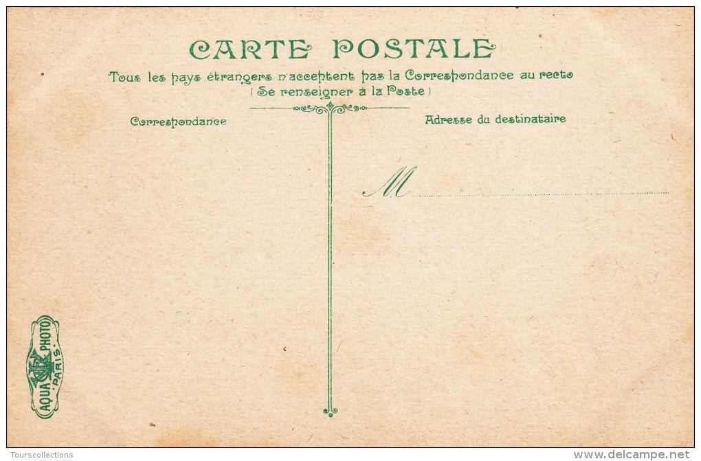 CPA 83 @ LE THORONET Vers 1906 @ Pont Sur L'Argens - Route De Lorgues Au Thoronet - France