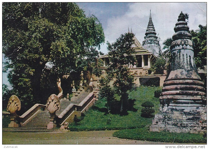 Cambodia - Phnom Penh 1963 Nice Stamps - Cambodge