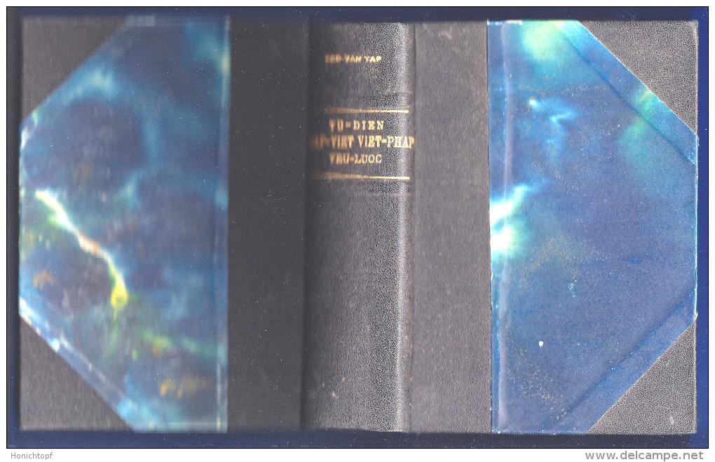 Vietnam; Dictionnaire Francais-vietnamien Elementaire; Saigon 1951 - Wörterbücher