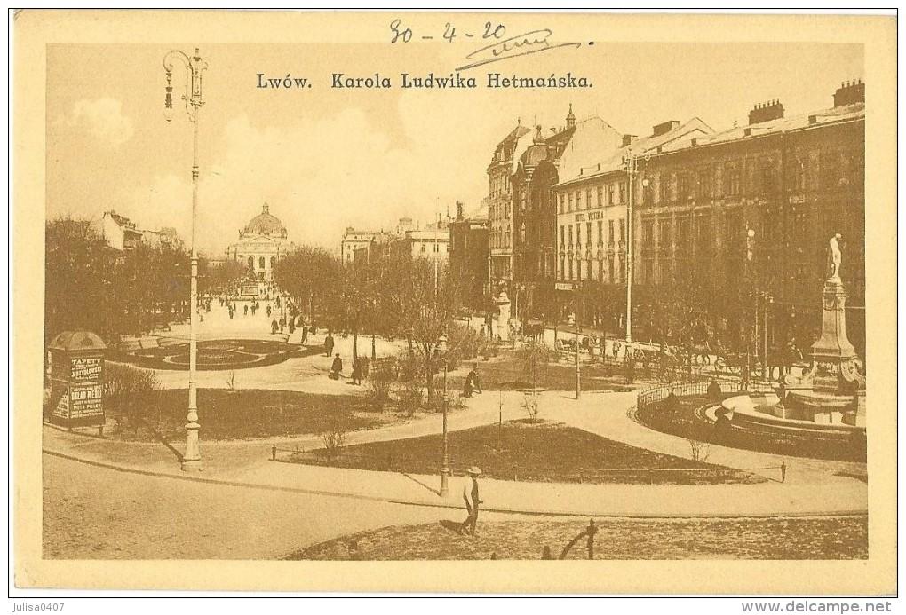 LVIV LWOW (Ukraine) Place - Ukraine