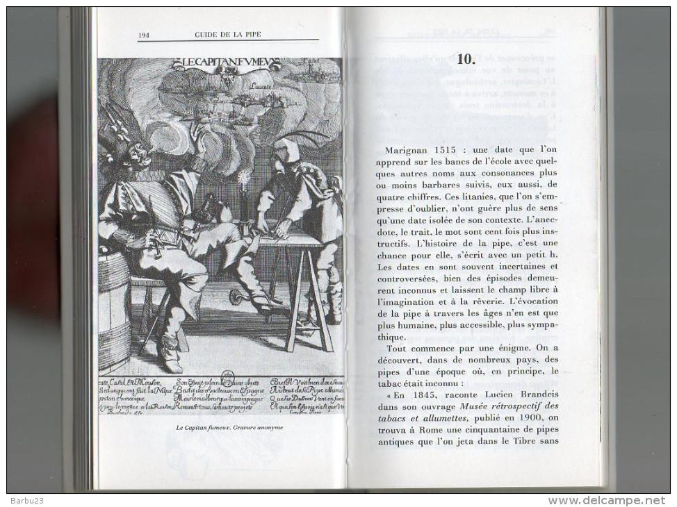 GUIDE DE LA PIPE  PIERRE SABBAGH - Livres