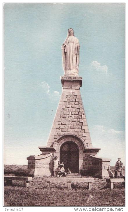 335 - CPA - ARROMANCHES Les BAINS - Notre Dame Des Flots -  Edit: Bazar Parisien N° - Recto-V - Arromanches