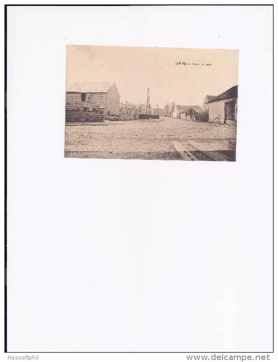 Corthys - Kortijs  -  Rue De La Station - Gingelom