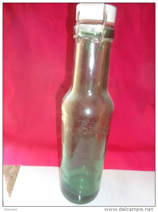 Bouteille L'ideale Conserve Hauteur 32cm 3/4  Marque Deposee Poids 1.521kg - Other Bottles