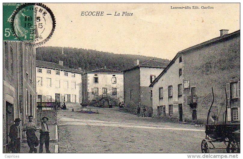 ECOCHE   La Place - Autres Communes