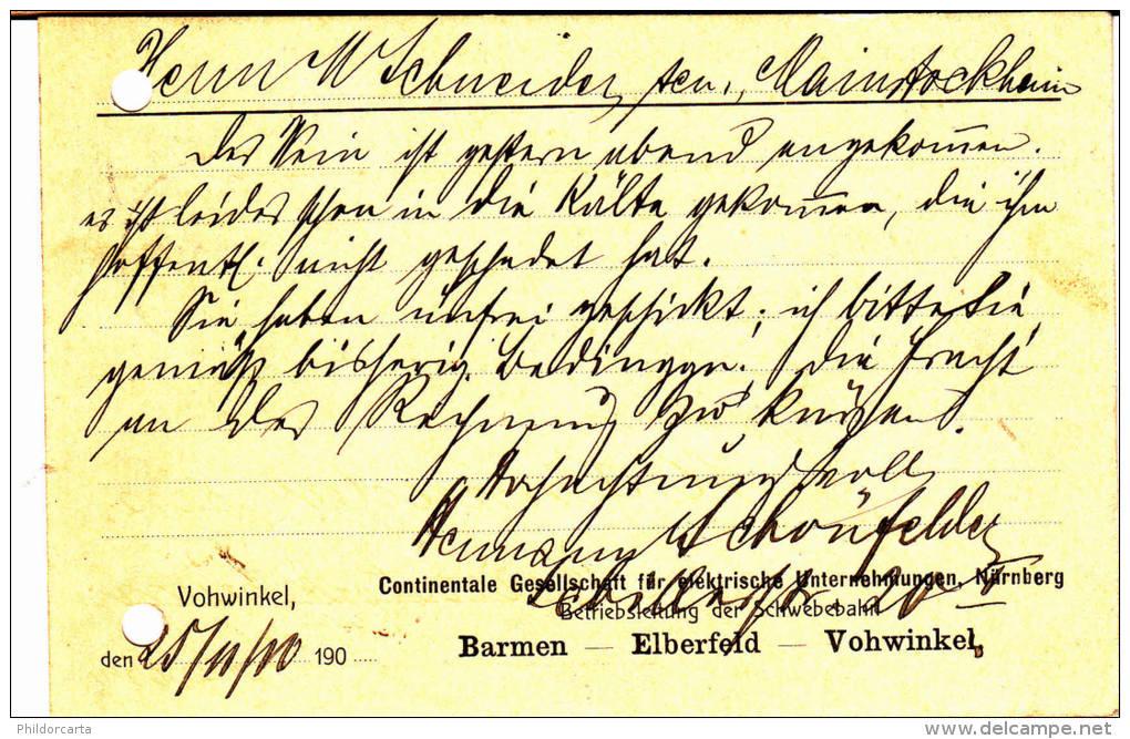 Deutsches Reich - Lettres & Documents
