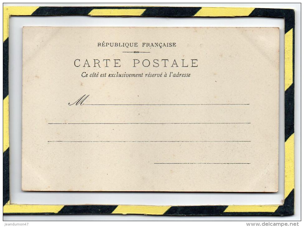 TYPE PRECURSEUR. - . ARCACHON TRAVAIL SUR LES PARCS - PLANTATION DES PIGNONS - Arcachon