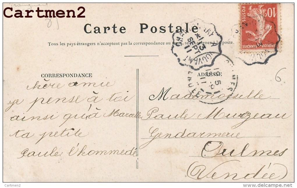 LA JAUDONNIERE L'ENTREE LE GAUTRET 85 VENDEE - France