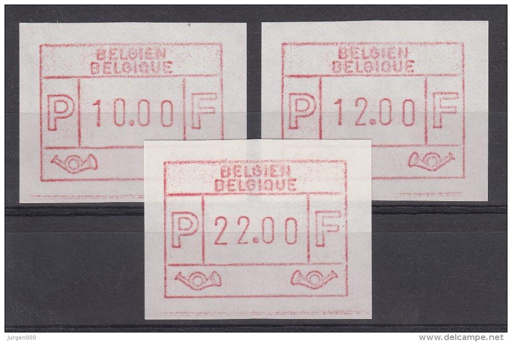 ATM58 **, Cote = 80 € (X22170) - Vignettes D'affranchissement