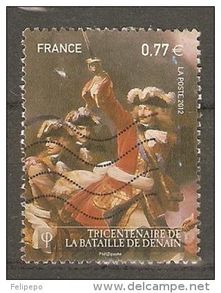 Francia 2012  Yvert 4660 USADO - Usati