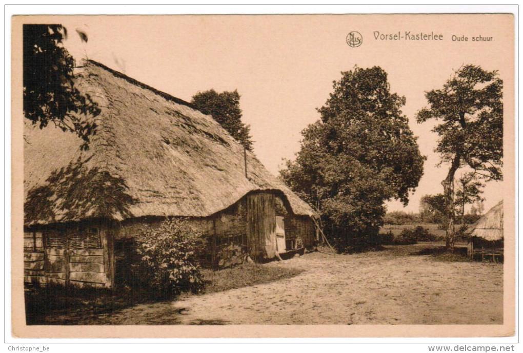 Vorsel, Kasterlee, Oude Schuur (pk21670) - Kasterlee