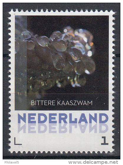Nederland - 8 September 2015 - Paddestoelen/Pfilzen/Mushrooms - Bittere Kaaszwam - MNH - Personalisierte Briefmarken