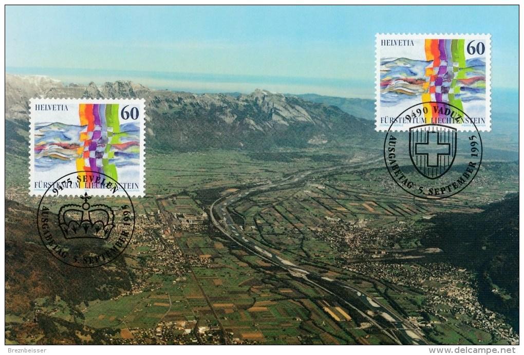 Schweiz MiNr. 1558 Maximumkarte   MK12 A - Maximumkarten (MC)