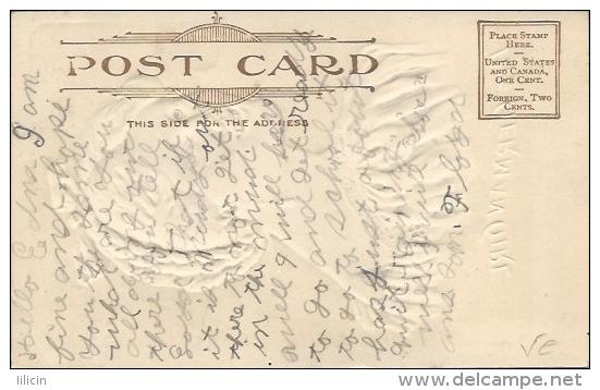 Postcard RA005159 - German Girl - Europe